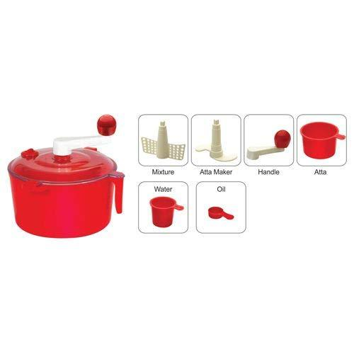 0155 Dough Maker Machine With Measuring Cup (Atta Maker) - DeoDap