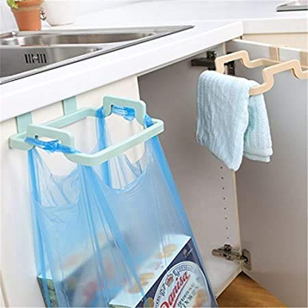 1118 Plastic Garbage Bag Rack Holder - DeoDap