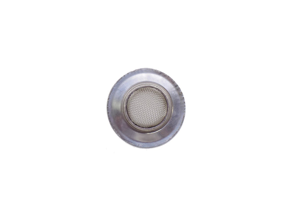 0792 Small Stainless Steel Sink/Wash Basin Drain Strainer - DeoDap