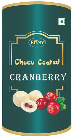 1006 Effete Choco Coated Cranberry - 96 gms - DeoDap