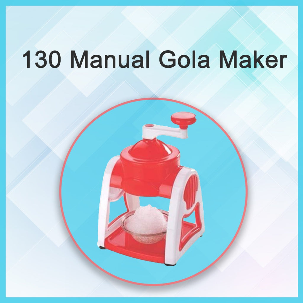 130 Manual Gola Maker (Multicolour)