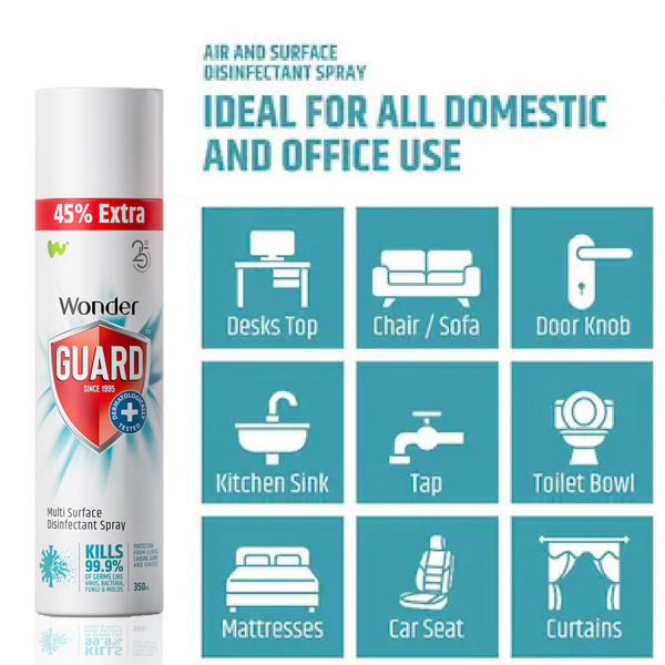 1330 Multi Surface Disinfectant Spray (350 ml) - DeoDap