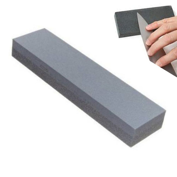 1542 Combination Stone Sharpener for Both Knives and Tool - DeoDap