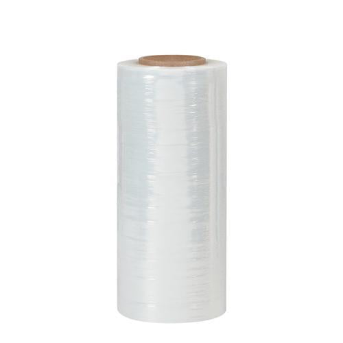 0949 Stretch Wrap Roll for Luggage Packing/Wrapping (White Stretch Film per KG any size)