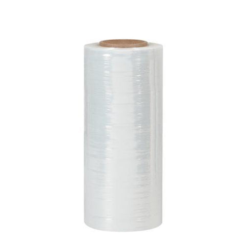 0949 Stretch Wrap Roll for Luggage Packing/Wrapping (White Stretch Film per KG any size) - DeoDap