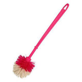 1293 Plastic Round Toilet Cleaner Brush - DeoDap
