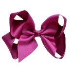 Solid Colour School Bow XL