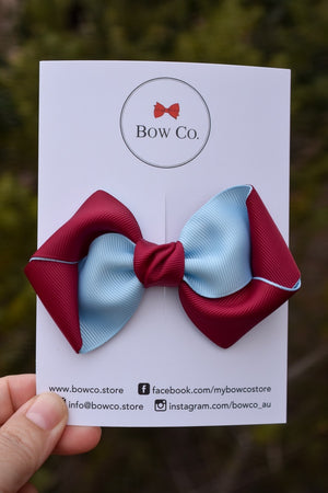 Amelia Twist School Bow