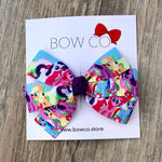 Pinwheel MLP Grosgrain Hair Bow