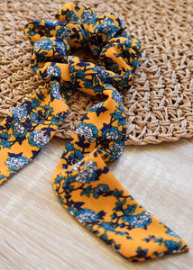 Highbury Scarf Scrunchie