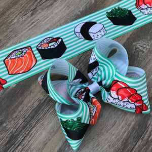 Sushi Jumbo Boutique Bow