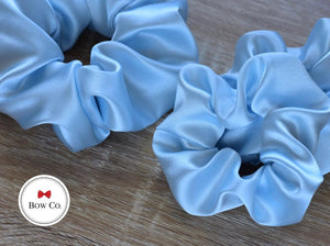 Luxe Satin Scrunchie