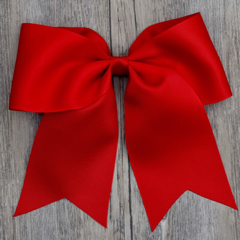 Lily Grosgrain Ribbon Bow