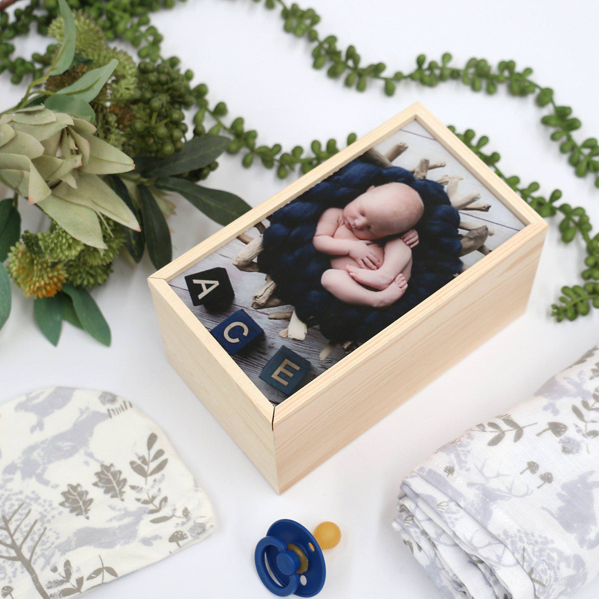 Full Photo - Keepsake Box