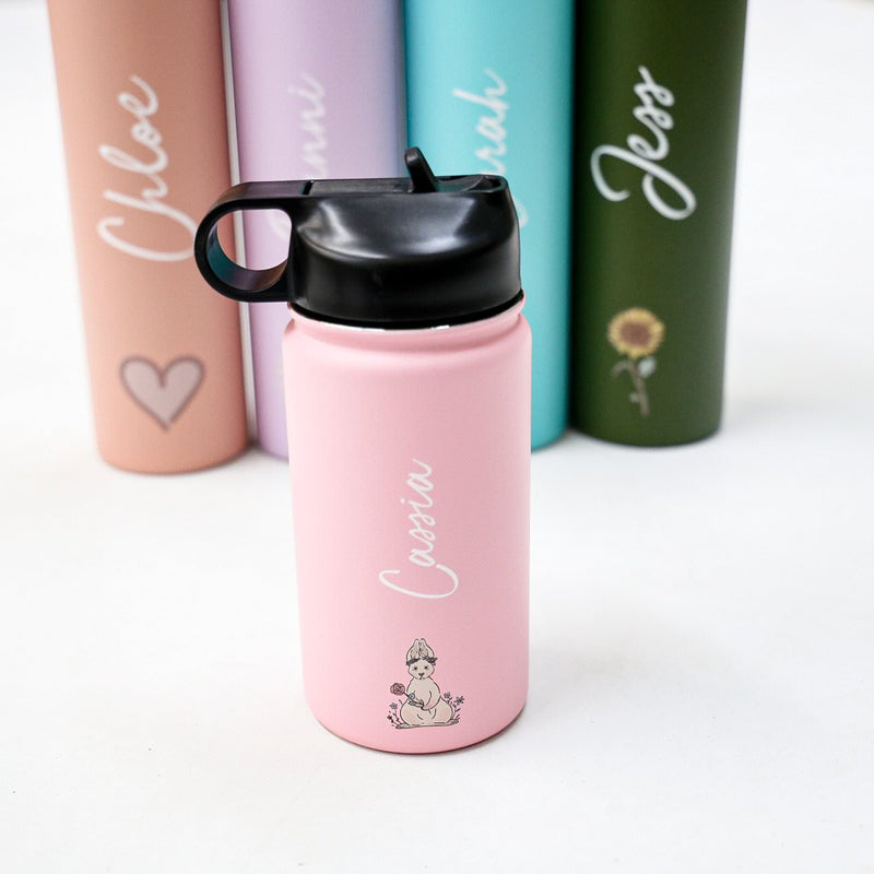 Stainless Steel Drink Bottle 350ml