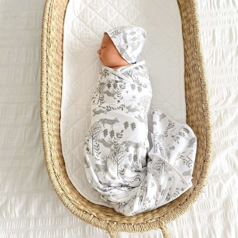 Woodlands Forest Swaddle Set