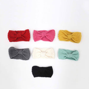 Woollen Headbands