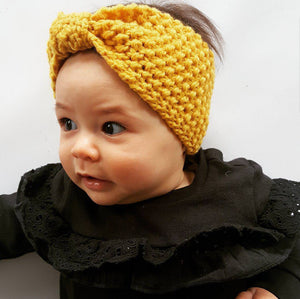 Woollen Headbands-Woolen Headbands-CMC Gold