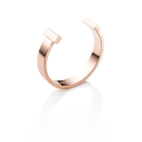 T-Bar Bangle (Rose)