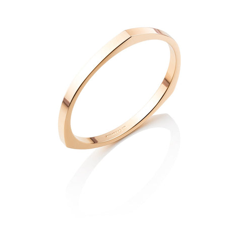 Droplet Bangle (Gold)
