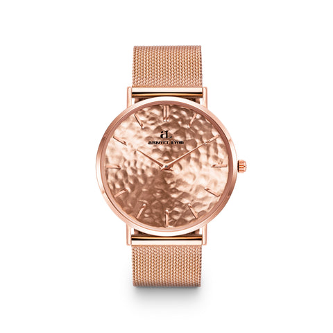 The Rose Gold Chain Mella 40 (Rose)