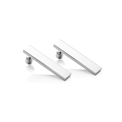 Lineare Earrings (Silver)