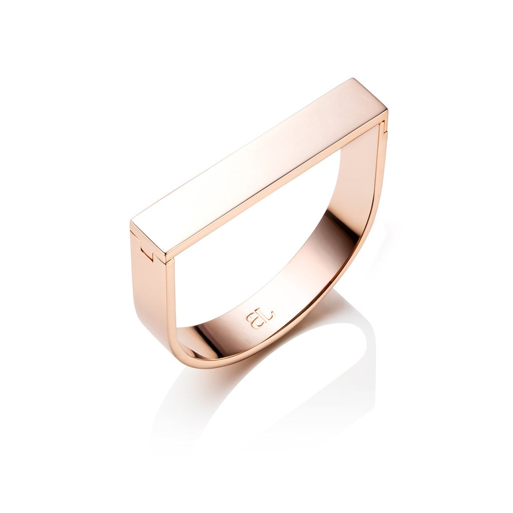 Lineare Bangle (Rose)