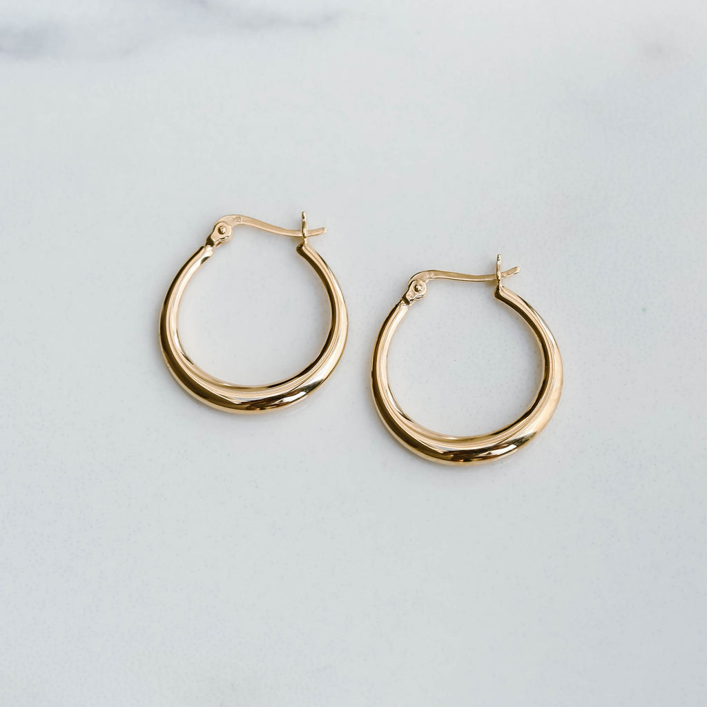 Cindy Hoops 25mm