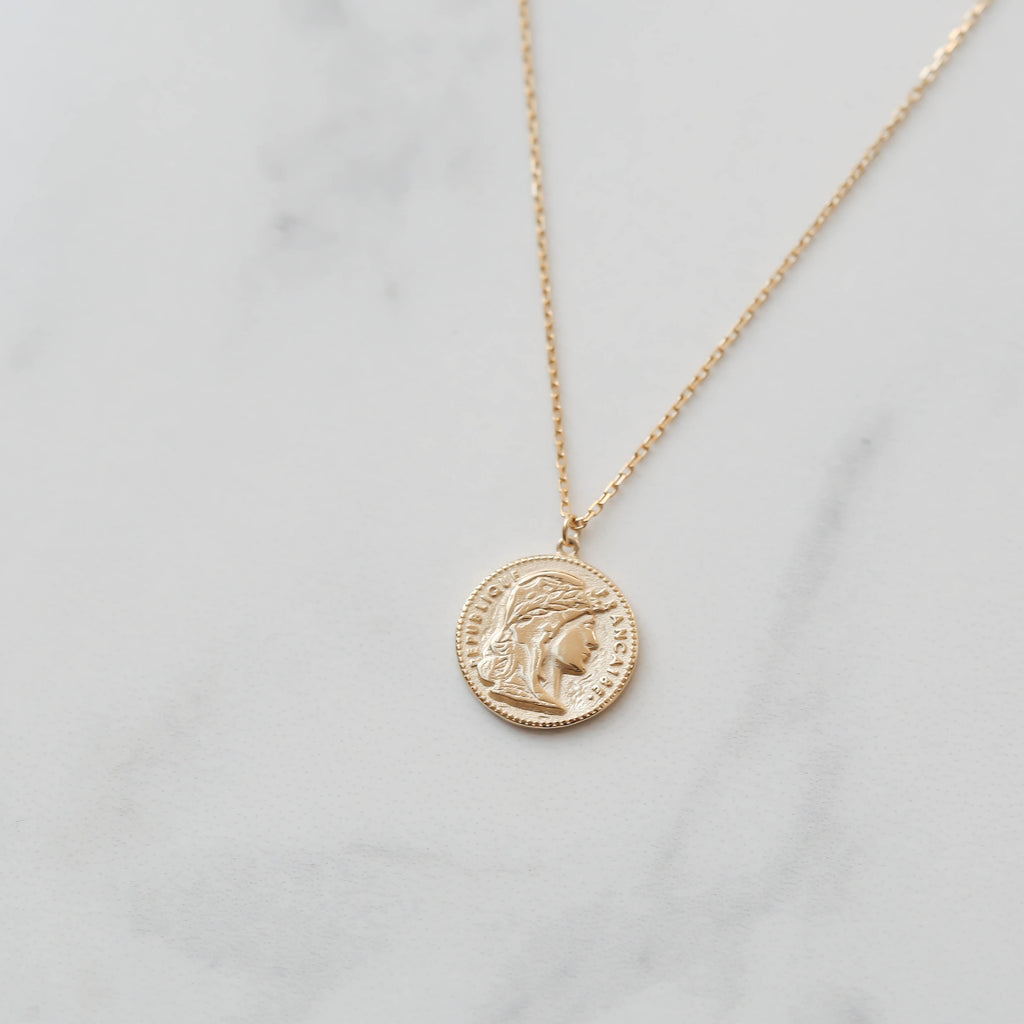 Classic Coin Necklace