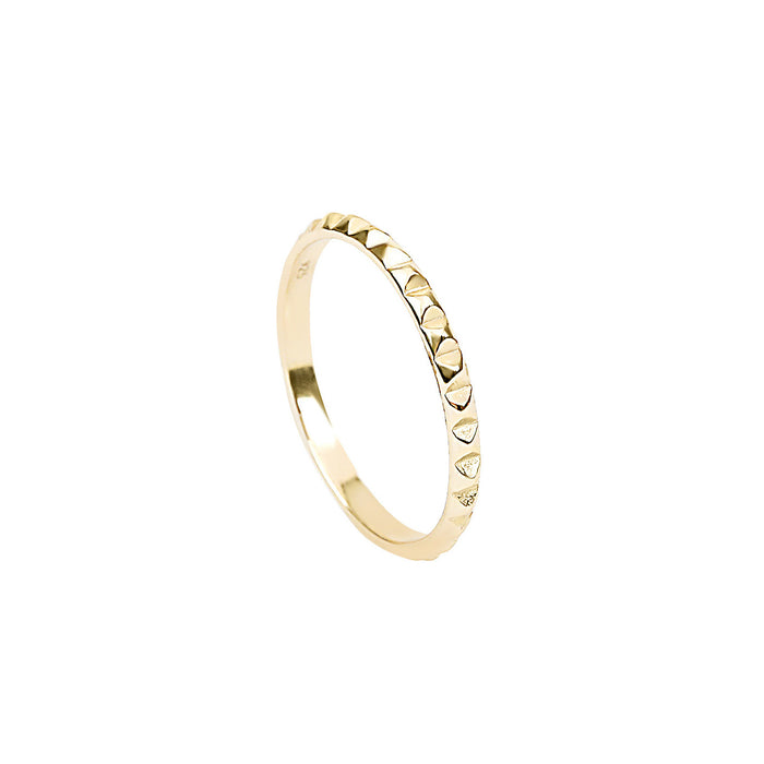 Stacking Band Ring