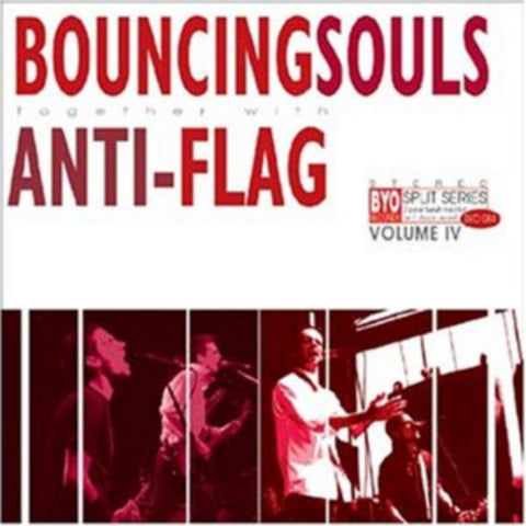 Bouncing Souls/Anti - Byo Split Series #4