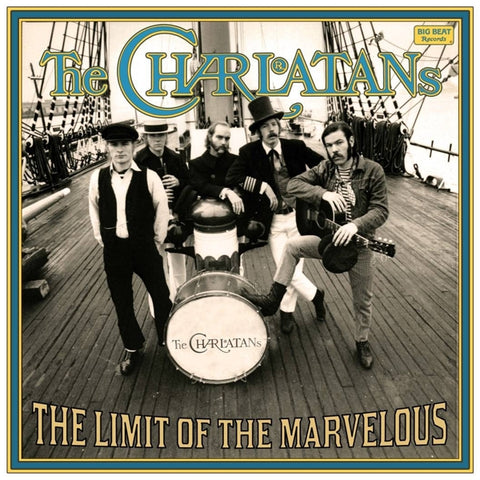 Charlatans - Limit Of The..