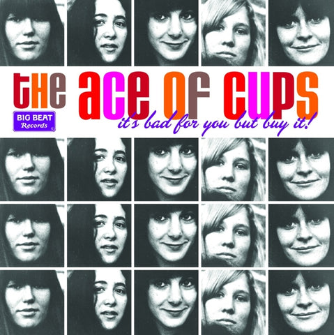 Ace Of Cups - It's Bad For You But..