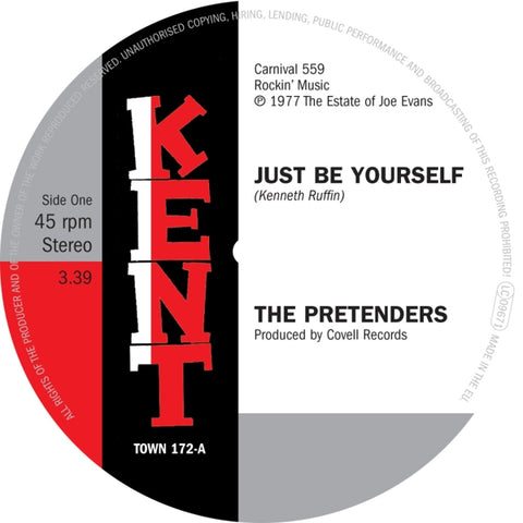 Pretenders - Just Be Yourself