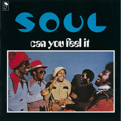 S.O.U.L. - Can You Feel It?