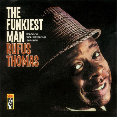 Rufus Thomas - Funkiest Man
