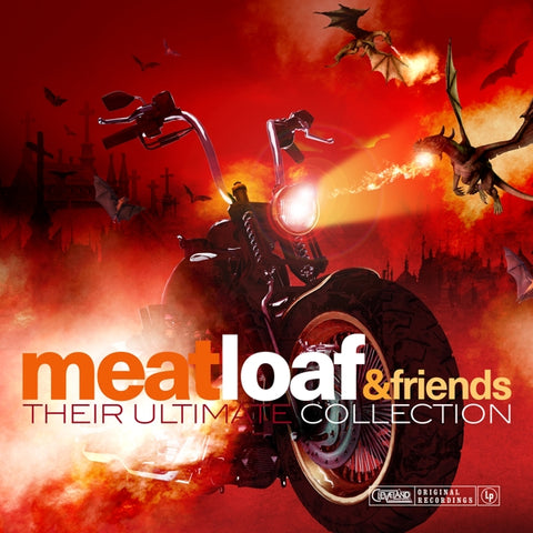 Meat Loaf And Friends - Their Ultimate..