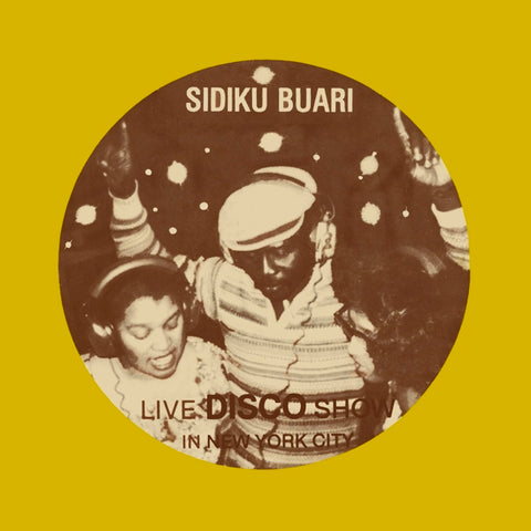 Sidiku Buari - Revolution
