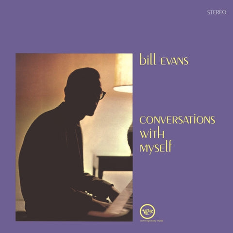 Bill Evans - Conversations With..