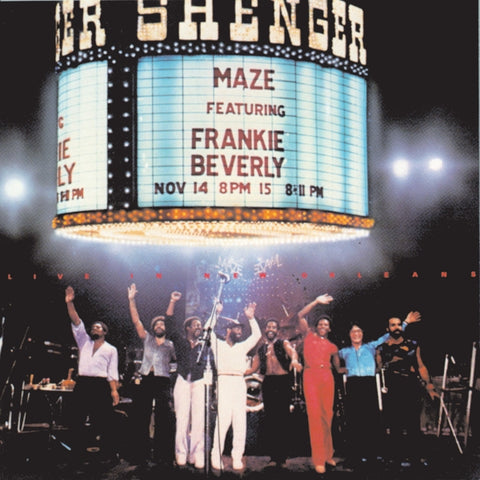 Maze & Frankie Beverly - Live In New Orleans