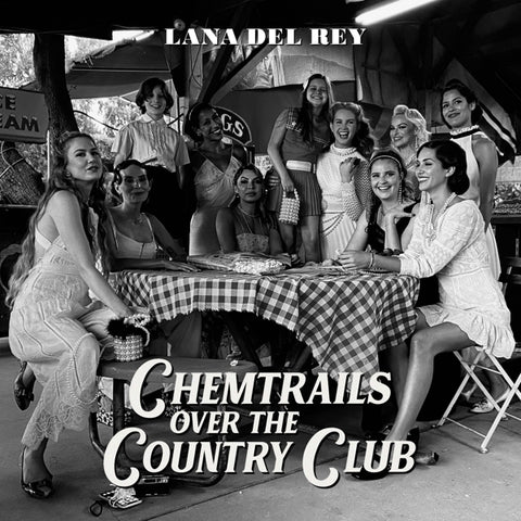 Lana Del Rey - Chemtrails Over The..