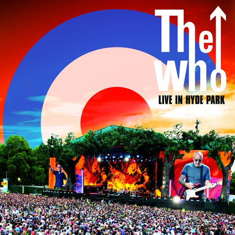 Who - Live In Hyde Park