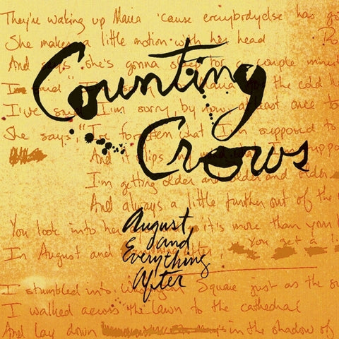 Counting Crows - August And Everything..