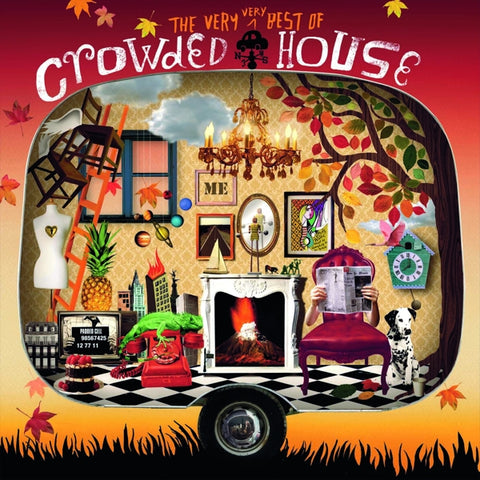 Crowded House - Very Best Of Crowded..