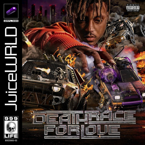 Juice Wrld - Death Race For Love