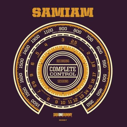 Samiam - Complete Control Sessions
