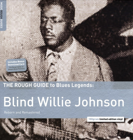 Blind Willie Johnson - Rough Guide To Blues..