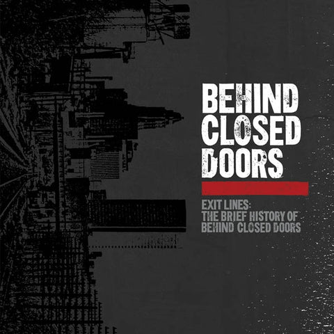 Behind Closed Doors - Exit Lines: The Brief..