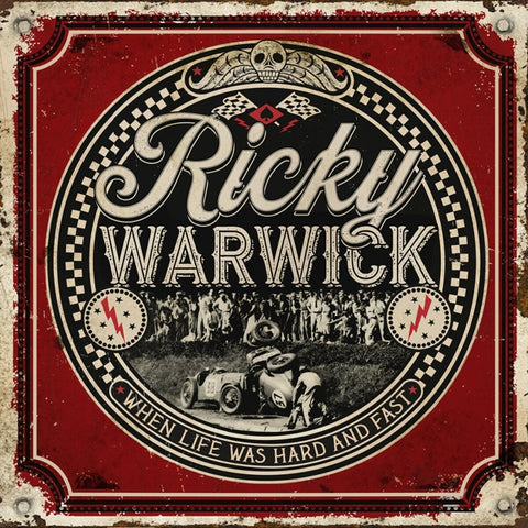Ricky Warwick - When Life..