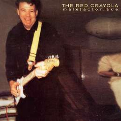 Red Crayola - Malefactor Ade